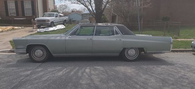 1967 Cadillac Fleetwood Brougham