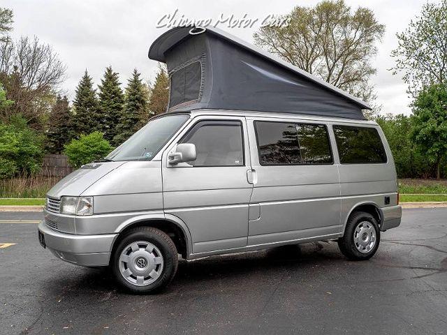 1992 Volkswagen Transporter