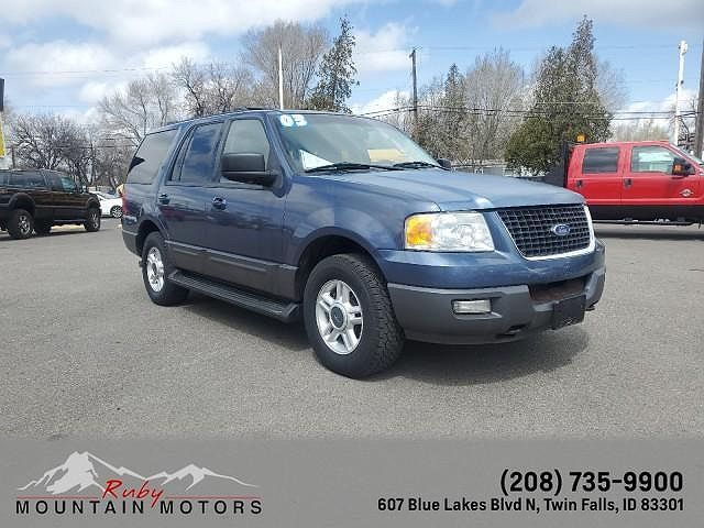 2003 Ford Expedition XLT SSV