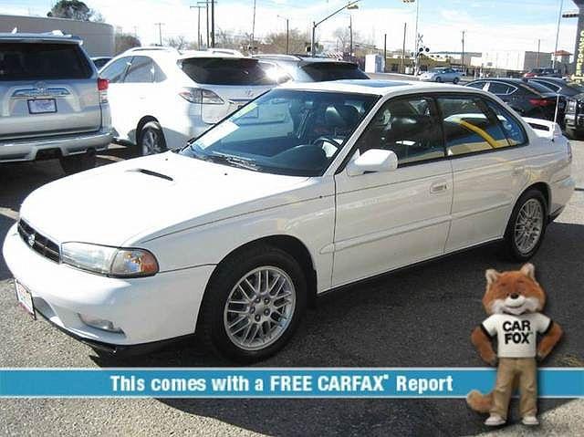 1998 Subaru Legacy GT Limited