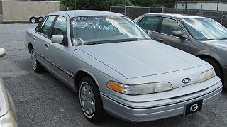1992 FORD CROWN VICTORIA BASE
