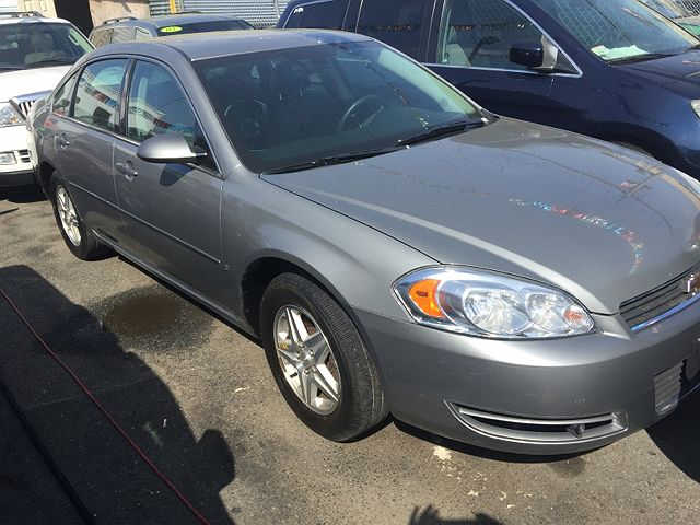 2007 Chevrolet Impala Police
