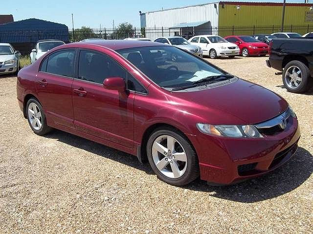 2009 Honda Civic LXS