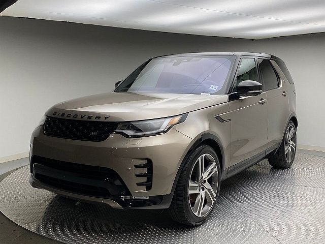 2021 Land Rover Discovery R-Dynamic HSE