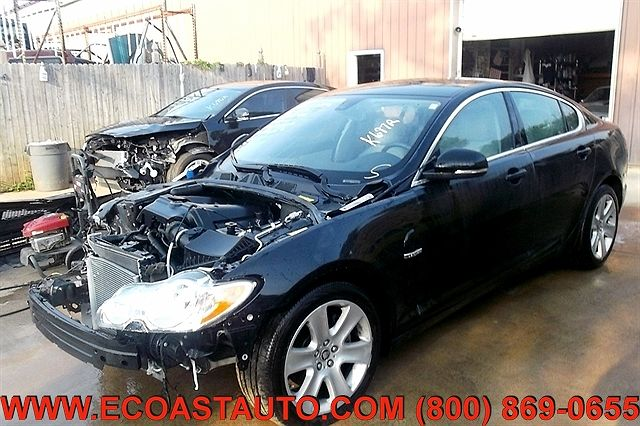2010 Jaguar XF Base