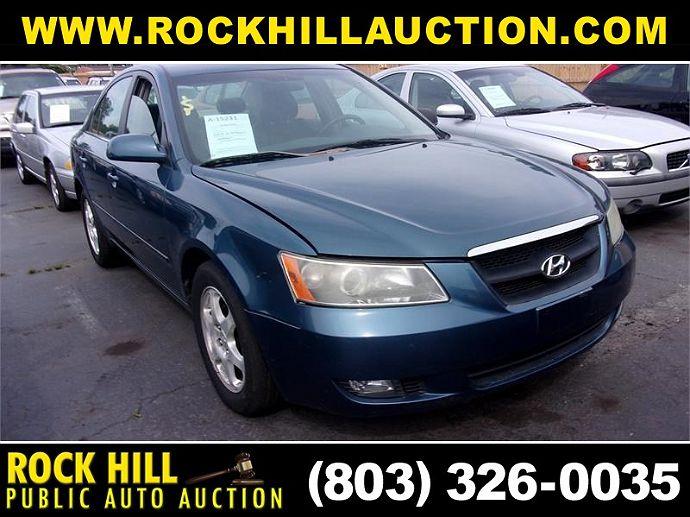 2006 Hyundai Sonata Gls For Sale In Rock Hill Sc
