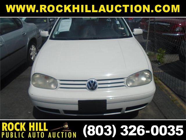 2003 Volkswagen Golf GL