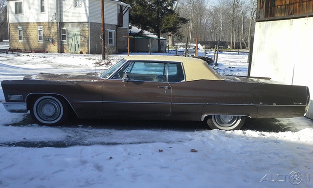 1968 Cadillac DeVille for sale in Omaha, NE